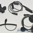 Motorcycle Helmet Headset Earpiece For Ham Radio for Motorola radio GP328 GP340