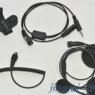 Motorcycle Helmet Headset Earpiece For Ham Radio for YAESU VX-7R VX-6R Radio