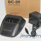 Battery Dock Charger for Kenwood PB-40 PB-41 battery TK-2118 TK-3118 Radio BC-20