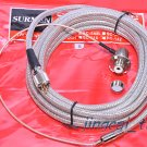 SURMEN SC-5MS PL-259 SO-239 Antenna Extension Cable for Car Radio Kenwood Yaesu