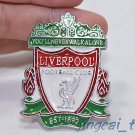 3D Car Auto Emblem Badge Sticker Decal Metal Soccer Football LIVERPOOL FC LOGO