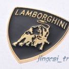 Lamborghini Style Bull Fighting 3D Car Auto Emblem Badge Sticker Decal Metal