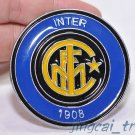 3D Car Auto Emblem Badge Sticker Decal Metal Soccer Football Inter Milan FC LOGO