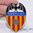 3D Car Auto Emblem Badge Sticker Decal Metal Soccer Football Valencia C.F. LOGO