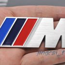 Luxury! ///M 3D Thick Aluminium Car Decal Badge Emblem for M-Power M3 M5 M6 New!