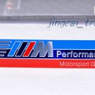 Newest ///M Performance 3D Aluminium Car Decal Badge Emblem For BMW M-Power M3 M5 M6