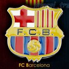 Thick! 3D Car Emblem Badge Sticker Decal Metal Soccer Football Barcelona FC LOGO