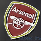 Thick! 3D Car Emblem Badge Sticker Decal Metal Soccer Football Arsenal FC LOGO