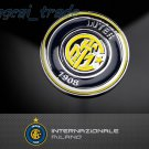 Thick! 3D Car Auto Emblem Badge Decal Metal Soccer Football Inter Milan FC LOGO
