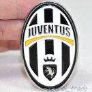 3D Car Auto Emblem Badge Sticker Decal Metal Soccer Football Juventus FC LOGO