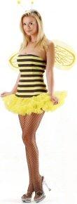3 piece Bumblebee Costume