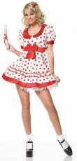 2 Piece Lollipop Girl Dress/ costume