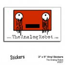 Sticker-Analog Face