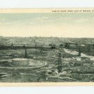 View of Dixon Creek, East of Borger, Texas Postcard