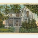 Bob Burns Home Van Buren Arkansas Postcard