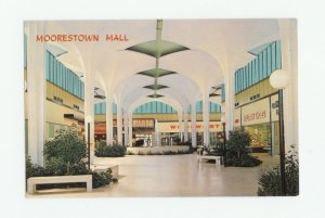 Moorestown Mall Moorestown New Jersey Postcard