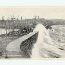 Arbroath From Harbour ; Valentine Silveresque Postcard