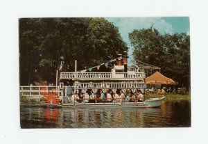 Little Show Boat, Buck Lake Ranch, Angola Indiana Postcard