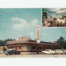 Cassino's Pinewood Grill,Vicksburg, Mississippi  Postcard
