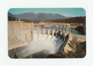 Cabinet Gorge Dam, North Idaho Postcard