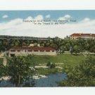 Presbyterian M-O Ranch Kerrville Texas Postcard