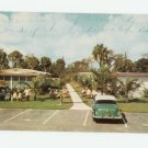 Royal Pompano Villas, Pompano Beach, Florida Postcard 1950s