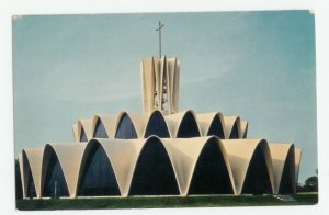 St. Louis Priory Church Missouri Postcard