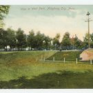 West Park Allegheny City Pennsylvania Postcard 1909(?)