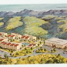 Proposed Rio Rico Inn Arizona Postcard