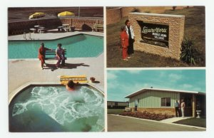 Leisure World Mobile Village Weslaco Texas Postcard