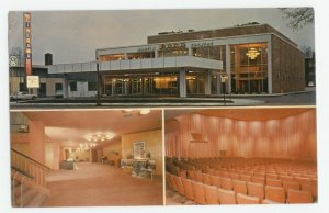 Martin Cinerama Theatre St. Louis Missouri Postcard 60s