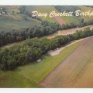Davy Crockett Birthplace Limestone Tennessee Postcard