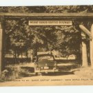Mount Baker Baptist Assembly Maple Falls Washington Postcard 1950s