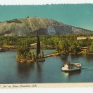 Riverboat on Stone Mountain Lake Georgia Postcard