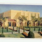 Auditorium USNTC San Diego California Postcard 1951