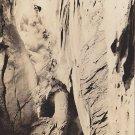 Simon's Thumb Mercer Caverns Murphys CA Postcard RPPC
