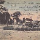 Wesley Park Port Chester New York Postcard 1907