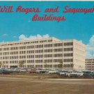 Will Rogers & Sequoyah Bldgs Oklahoma City early 1960s