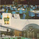 Dining Room Holiday Inn Hobbs New Mexico Postcard