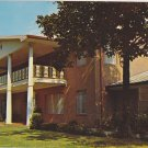 Saxon Home Wellington Alabama Postcard