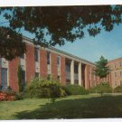 Carrier Hall University of Mississippi 1961 Postcard