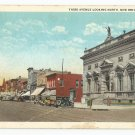 Third Avenue Looking North New Brighton Pennsylvania Postcard