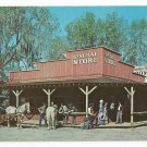 General Store Six Gun Territory Silver Springs Florida Postcard