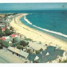 "Malibu ""Beach Colony"" California 1957 postcard"