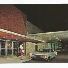 Executive Inn Louisville Kentucky Postcard 1967
