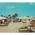 Daytona Beach Bungalows  1960s? Postcard