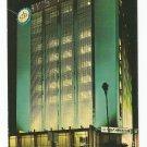 Gulf American Building Miami Florida Postcard 1960s(?)