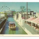 Lagoon Cruise 1968 Hemisfair San Antonio Texas Postcard