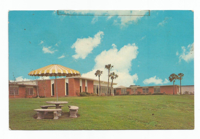 Happy Harbor Methodist Home La Porte Texas Postcard