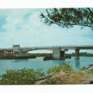 Indian Rocks Memorial Bridge Indian Rocks Beach Florida Postcard